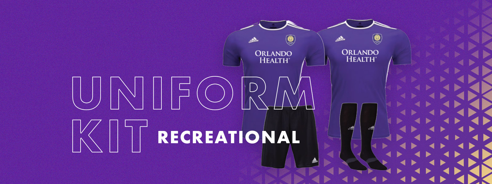 Uniform Kit Recreational